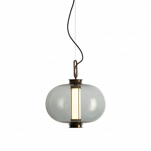 Подвесной светильник Delight Collection Bia C amber -  фото 1
