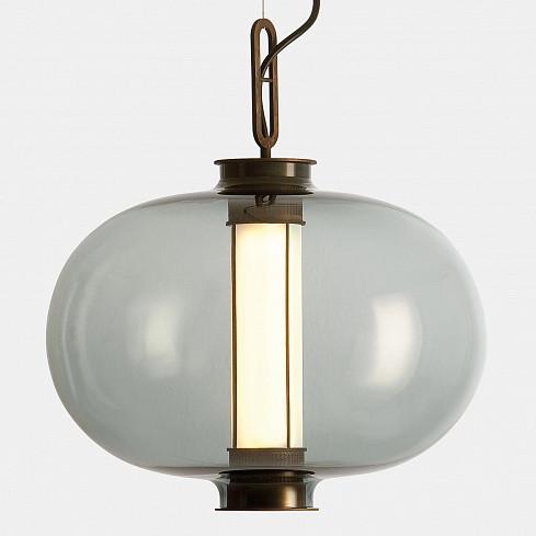 Подвесной светильник Delight Collection Bia C amber -  фото 2