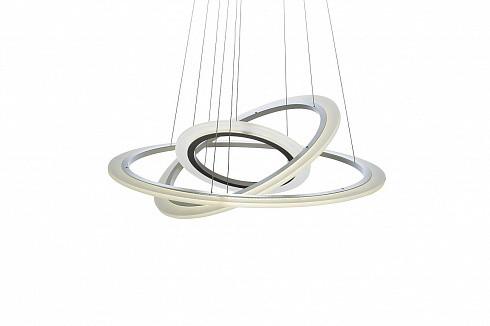 Подвесной светильник Delight Collection Rings Iron -  фото 2