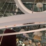 Подвесной светильник Delight Collection Rings Iron -  фото 3