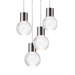 Подвесной светильник Delight Collection SD50001-4 nickel