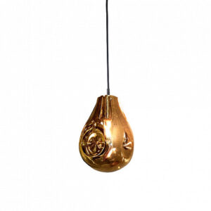 Подвесной светильник Delight Collection Soap A gold