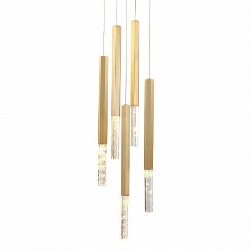 Подвесной светильник Delight Collection Vita 5A brass -  фото 1