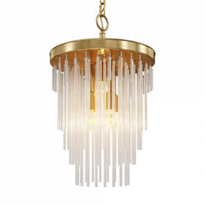 Подвесной светильник Gramercy Home CH116-5-BRS