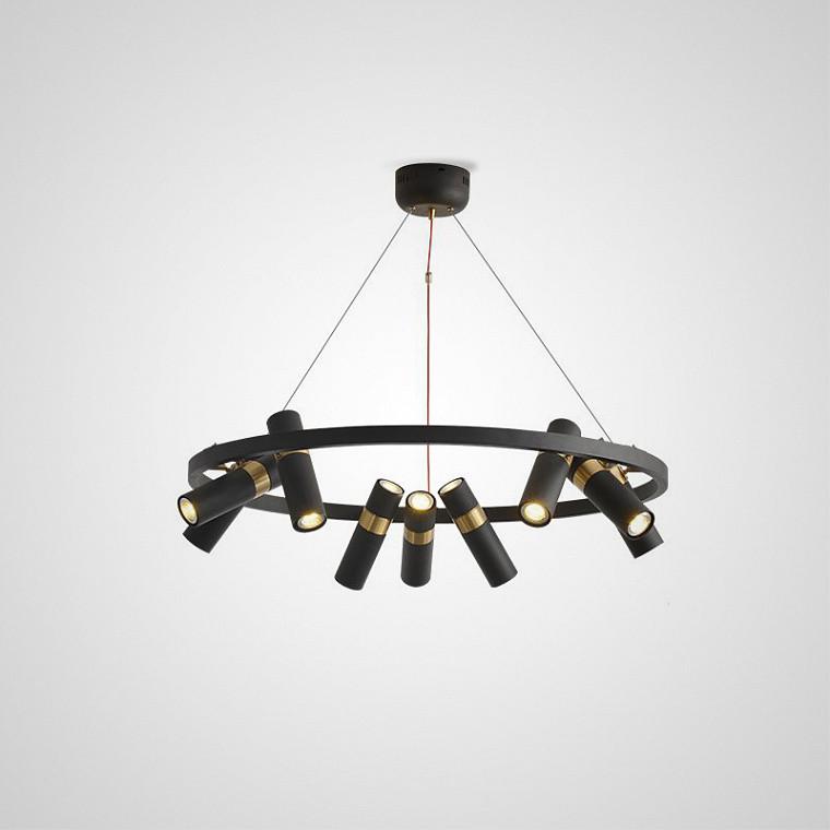 Подвесной светодиодный светильник Spoor 9 -  фото 1
