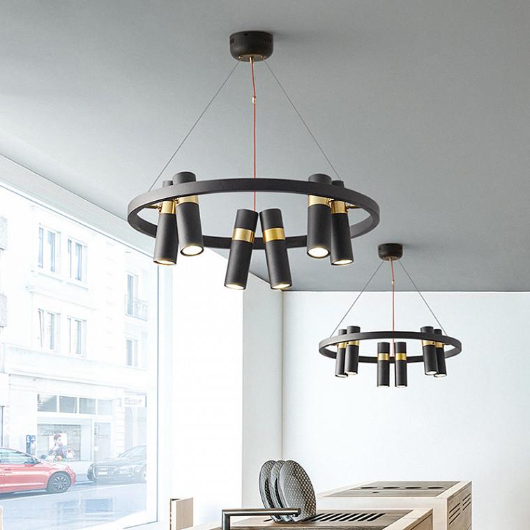 Подвесной светодиодный светильник Spoor 9 -  фото 11