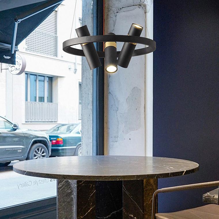 Подвесной светодиодный светильник Spoor 9 -  фото 7