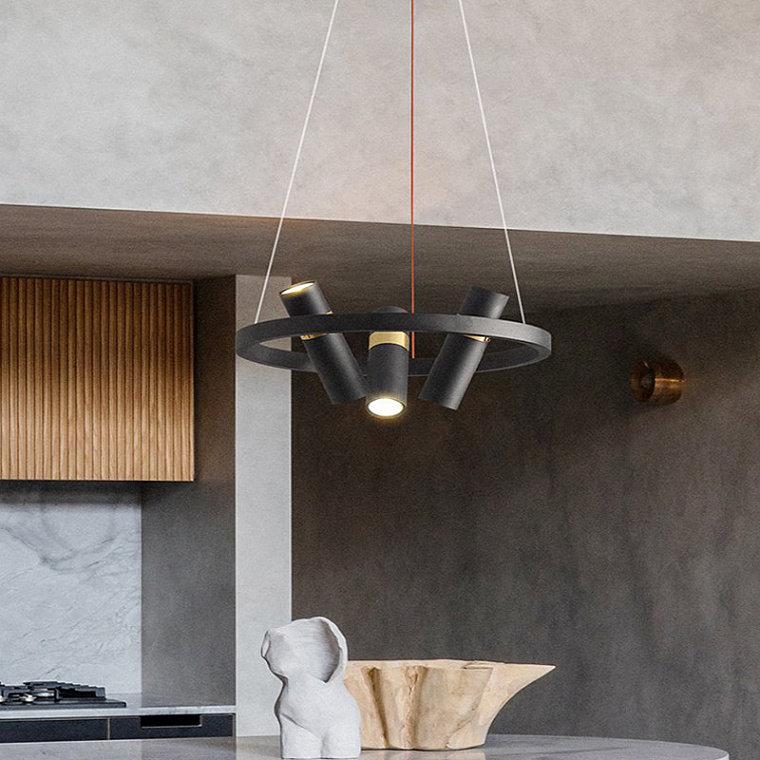 Подвесной светодиодный светильник Spoor 9 -  фото 8