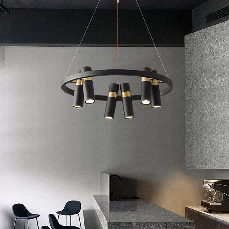Подвесной светодиодный светильник Spoor 9 -  фото 10