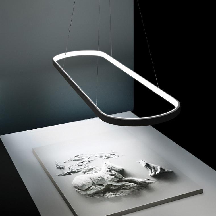 Подвесной светодиодный светильник Tract -  фото 11