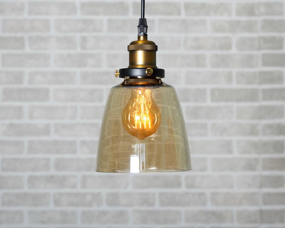 Светильник 20th c. Factory filament 6058–1P -  фото 1