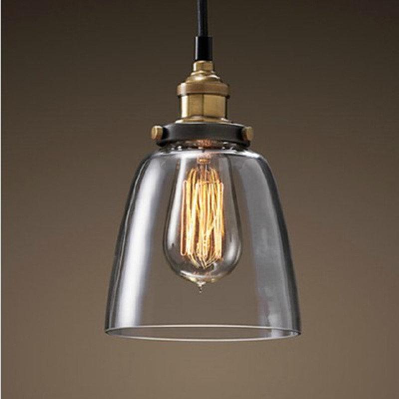 Светильник 20th c. Factory filament 6058–1P -  фото 2