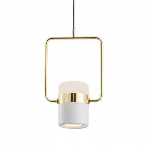 Подвесной светильник Delight Collection 9926P/1 white/gold