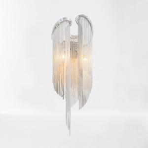 Настенный светильник AC3001-2W silver