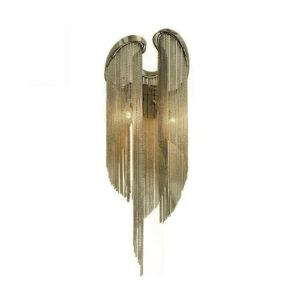 Настенный светильник Delight Collection AC3001-2W antique bronze