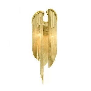 Настенный светильник Delight Collection AC3001-2W gold