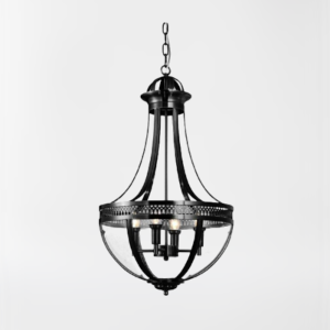 Люстра Delight Collection Capitol 6 black