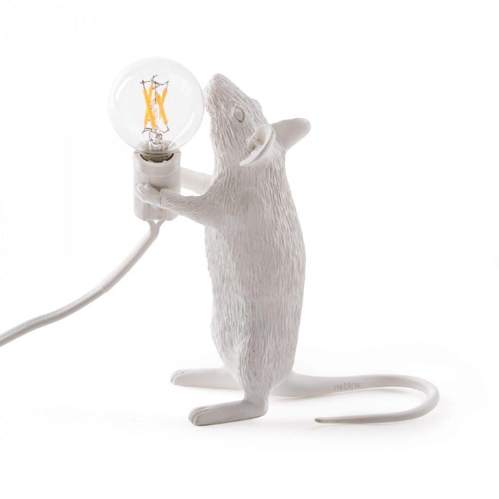 Лампа настольная Mouse Lamp Standing -  фото 3