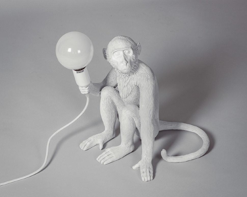 Лампа настольная The Monkey Lamp Sitting Version -  фото 2