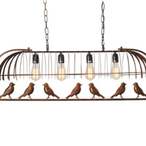 Люстра Birds in cage L 8330-D4