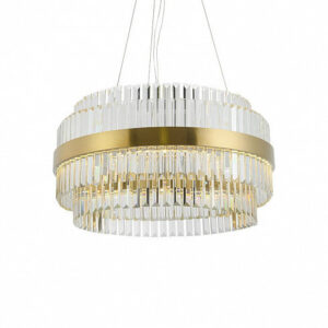 Люстра Delight Collection 5515-800 br. titanium gold