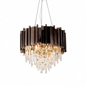 Люстра Delight Collection Barclay L4 dark brown