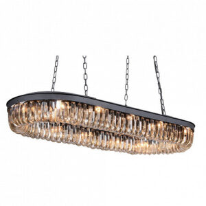 Люстра Delight Collection Crystal 12 black