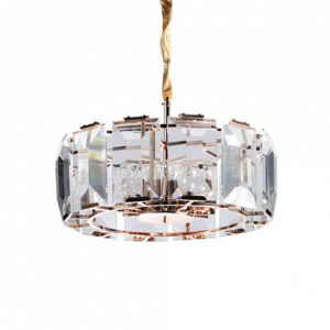 Люстра Delight Collection Harlow Crystal 12 gold