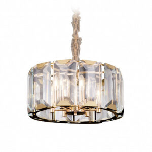 Люстра Delight Collection Harlow Crystal L5 gold