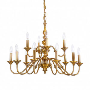 Люстра Delight Collection MD15027324-12A gold