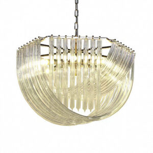 Люстра Delight Collection Murano 8 chrome