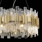 Люстра Delight Collection P68073-14 gold -  фото 3