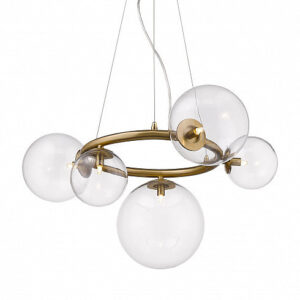 Люстра Delight Collection P68092-5 brass