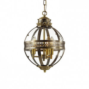 Люстра Delight Collection Residential 3 ant.brass
