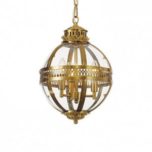 Люстра Delight Collection Residential 3 brass