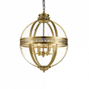 Люстра Delight Collection Residential 4 ant.brass
