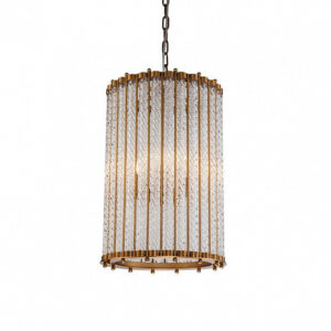 Люстра Delight Collection Tiziano 3 brass