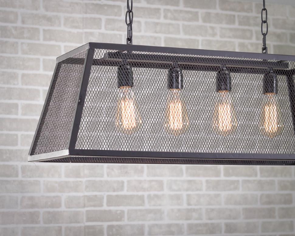 Люстра Modern Filament Mesh -  фото 2