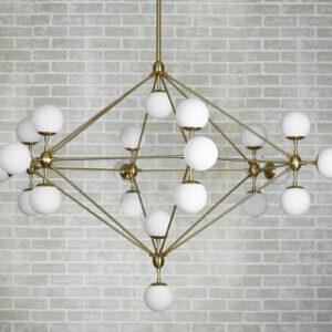 Люстра Modo Chandelier 21 Globes