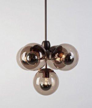 Люстра Modo Chandelier 5 Globes -  фото 1