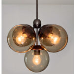 Люстра Modo Chandelier 5 Globes -  фото 2