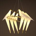 Люстра Origami Bird P6TR -  фото 1