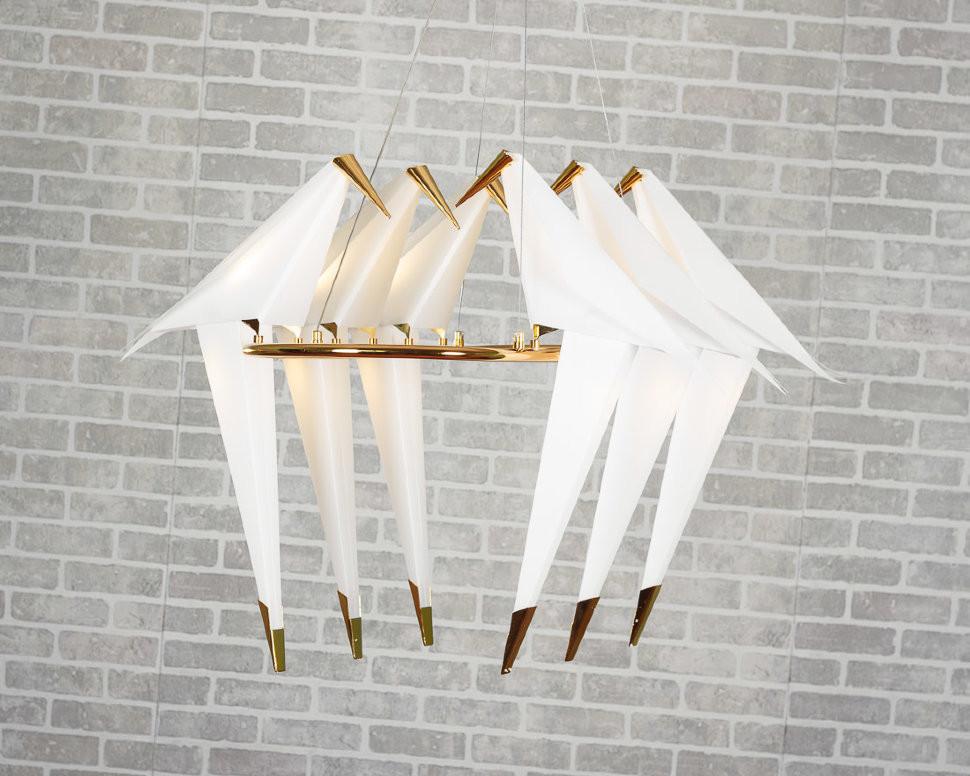 Люстра Origami Bird P6TR -  фото 2