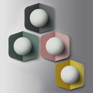 Дизайнерский светильник Macaroon