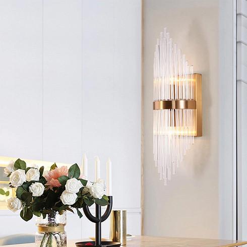 Настенный светильник Delight Collection 9967W gold -  фото 3
