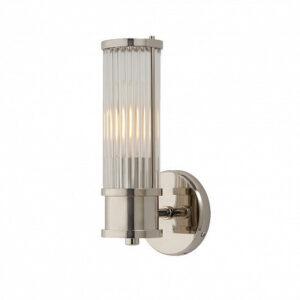 Настенный светильник Delight Collection Allen 1 nickel
