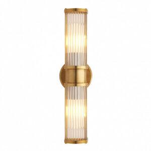 Настенный светильник Delight Collection Allen 2 brass