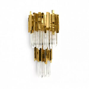 Настенный светильник Delight Collection Barclay S gold
