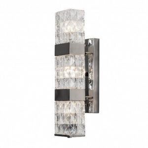 Настенный светильник Delight Collection BRWL7034-3 chrome