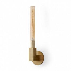 Настенный светильник Delight Collection Cannele 1 brass
